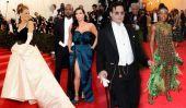 Gala Met 2014: Les grandes robes à New York
