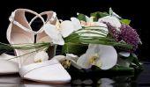 Catch bouquet de la mariée - Alors, allez avant envoyé