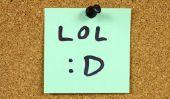 """""""Hrhr"""" signifie - afin d'utiliser l'abréviation tout en bavardant"""