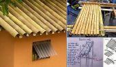 Comment construire Avec Bamboo: 19 projets que vous pouvez faire à la maison