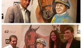 Belmont Stakes 2015: Victor Espinoza sur American Pharoah: «Il est la star, je suis juste le Pilot '[EXCLUSIF]