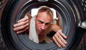 Machine à laver: éliminer un déséquilibre - donc il va