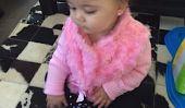 Actions Jersey Shore Alum Pauly D Doux photo de la fille Amabella