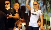 Joyeux anniversaire, Max et Emme!  Twins de Jennifer Lopez Turn 5 (Photos)