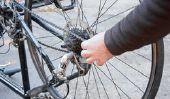 Gears sur le vélo - connaître les types