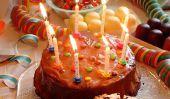 Faire des souhaits d'anniversaire pour les enfants personnellement et individuellement