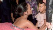 Bleu Ivy Carter Age & 2015 Nouvelles: Actions Rihanna marraine moment intime avec Beyonce, la fille de Jay Z au Grammy Awards [Image]