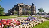 Salle romantique à Dresde - conseils de voyage