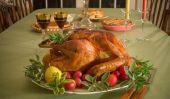 Turquie Gravy Recette pour Thanksgiving: Recette sauce à partir de zéro