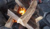 Articles de la maternelle - afin de planifier un feu de pommes de terre