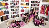 Kimora Lee Simmons pourparlers Mode Et JustFabulous, plus Giftcard Giveaway!