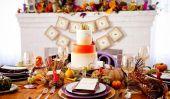 25 belles tables de Thanksgiving à contempler
