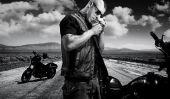 FX «Sons of Anarchy» 2014 TV Premiere: Theo Rossi discute de l'avenir de jus, Will Survive Il Saison 7?