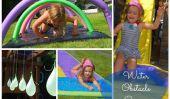 Plaisirs d'été: 6 Obstacle Idées cours pour toute la famille