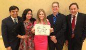 Oscars 2014: Disney «gelée» remporte la meilleure chanson originale par Kristen Anderson-Lopez et Robert Lopez