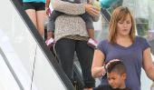 Heidi Klum Spotted avec ses enfants après la classe de karaté (nouvelles photos)