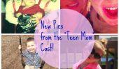 Trop mignon!  New Kid Pics De l'Teen Mom Moulage!  (Photos)