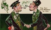 Passez au vert!  25 Totally Cool & Kooky St. Patricks Day Cartes Vintage
