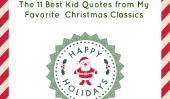 Les meilleurs enfants Citations de Christmas Classics