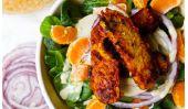 20 Salades Vegan vacances pour votre table de Thanksgiving!