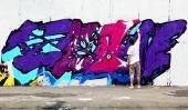 Noms de peindre dans le style 3-D - Graffiti