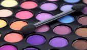 Smokey Eyes - manuel avec des variations de couleur en violet
