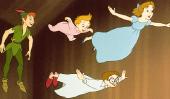 Peter Pan: L'espiègle et joueuse de l'athlète