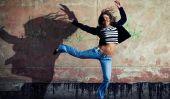 Tailor pantalons hip-hop pour les filles - comment cela fonctionne: