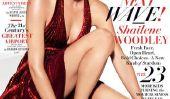 Shailene Woodley Vanity Fair Couverture: Voici deux choses Bizarre Vous ne saviez pas sur le Actrice