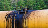 Enlever l'huile de carburant - si vous videz un réservoir de mazout complètement