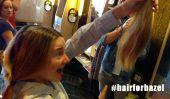 Shailene Woodley fait un don de ses cheveux pour 'The Fault in Our Stars'