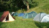 Utilisez la jeunesse camping h Brombachsee - donc réussit de