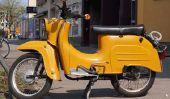 Cyclomoteur Orient: Simson Schwalbe - Caractéristiques