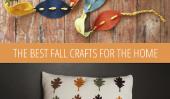 Les meilleurs produits artisanaux de l'automne pour la maison