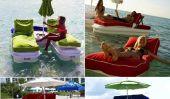 Cabana Flottant: Le flotteur de Seaduction