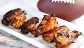 Quand est-Super Bowl 2011 Date: Ailes Recettes pour votre fête du Super Bowl!