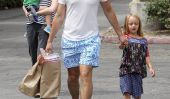 Ruby Tuesday!  Tobey Maguire va faire les courses avec sa fille (Photos)
