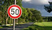 Vitesse sur les autoroutes et autres routes - ce qui est autorisé