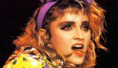 En l'honneur de la nouvelle tournée de Madonna, un descendre Madonna-tour Memory Lane