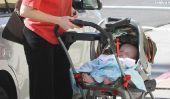 Anna Faris et bébé Jack sont arrivés!  Beau bébé toutes les photos!
