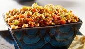Immobilier Restauration rapide: Facile Chana Masala (Curry de pois chiches)