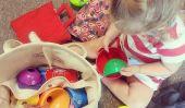 Pourquoi mon enfant joue avec des jouets, Non Comprimés