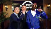 "'Gangnam Style' Rapper coréenne PSY: Releasing New Music Video ""Hangover"" Featuring Snoop Dogg dimanche [Visualisez]"