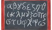 Générer des lettres grecques sur le clavier