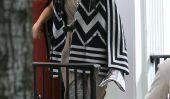 Celebrity Style: stars qui aiment porter des ponchos!  (Photos)