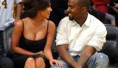Kim Kardashian bébé, North West, Kanye West Nouvelles: Kanye lance Pic du Nord Ouest Sur Kris Jenner Talk Show