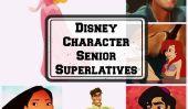 Disney caractères superlatifs seniors