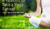 8 raisons de prendre une retraite de yoga (Même si vous êtes nouveau au yoga!)