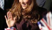 Prince William et Kate Middleton veulent élever leur bébé Sans Nanny