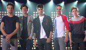 Teen Choice Awards 2013 Winners & Résultats [Liste complète]: One Direction, Glee et Demi Lovato gagner gros au TCA